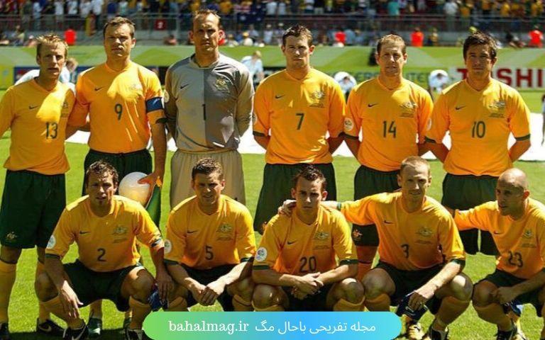 تیم ملی استرالیا 2006