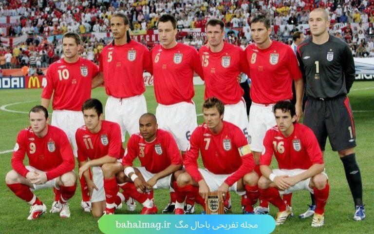 ترکیب تیم ملی هلند 2006