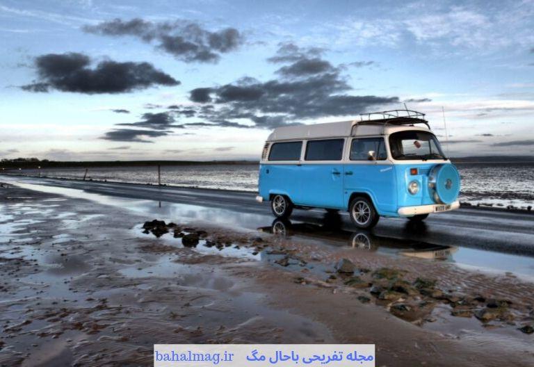 عکس مسافرت دریا