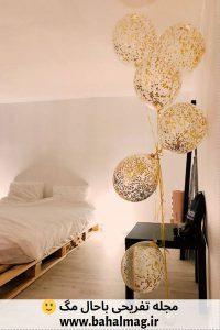 بهترین طراحی داخلی اتاق