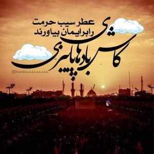 تصاویر زیبا از حرم امام حسین برای پروفایل