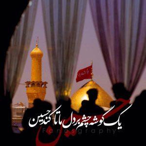 تصاویر بسیار زیبا از حرم امام حسین برای پروفایل