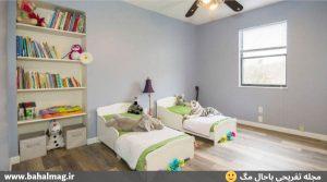جدید ترین طراحی داخلی اتاق خواب