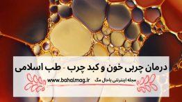 درمان-چربی-خون-و-کبد-چرب-طب-اسلامی
