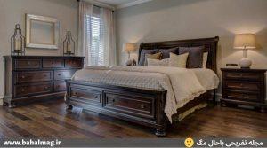 طراحی داخلی اتاق خوابها جدید