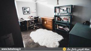 طراحی داخلی اتاق خواب زیبا