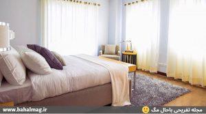 طراحی داخلی اتاق خواب ها