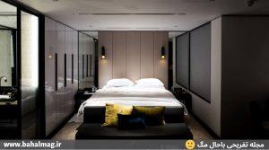 طراحی داخلی اتاق های خواب