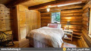 طراحی دکوراسیون اتاق خواب زیبا