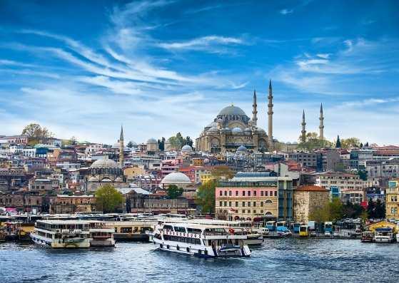 عکس استانبول زیبا ترکیه