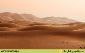 عکس بیابان های جهان