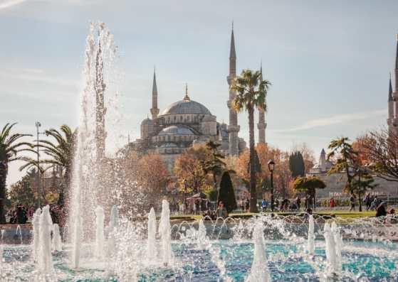 عکس دیدنی از استانبول ترکیه