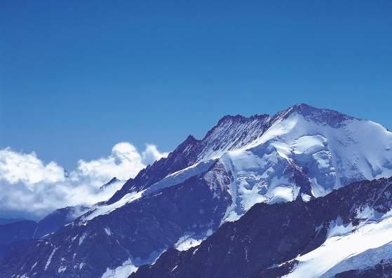 عکس زیبا از کوهستان