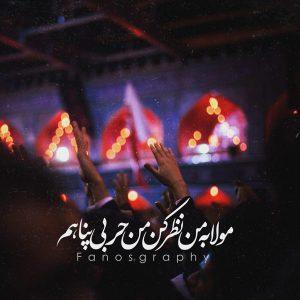 عکس نوشته جدید برای پروفایل حرم امام حسین
