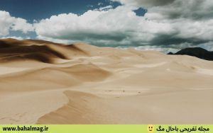 عکس هایی از بیابان های جهان