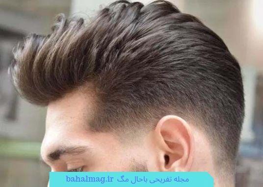 بهترین مدل مو مردانه