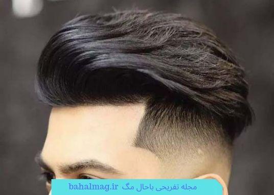 بهترین مدل مو مردانه 98