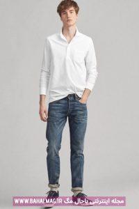 بهترین طرح های پیراهن سفید مردانه