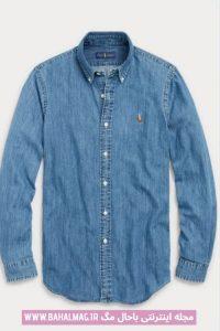 به روز ترین طرح های پیراهن مردانه