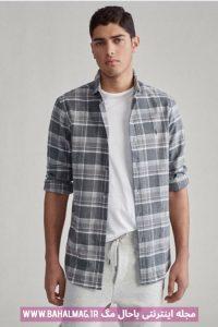 جدیدترین طراحی پیراهن مردانه