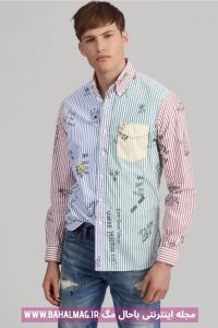 جدید ترین طراحی پیراهن مردانه