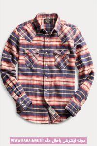جدید ترین مدل پیراهن های مردانه