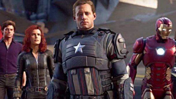 دموی زیبا از بازی Avengers