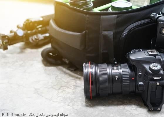 دوربین زیبای عکاسی
