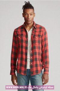 شیک ترین مدل های پیراهن مردانه