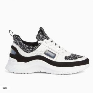 طرح جدید کفش اسپرت دخترانه سفید