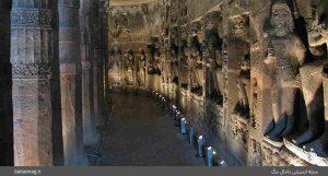 غارهای-آجانتا-آدمک