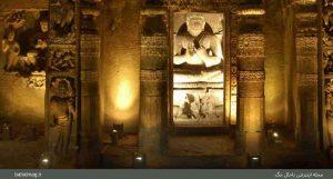غارهای-آجانتا-عبادتگاه