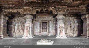 غارهای-آجانتا-معبد