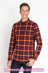 مدل جدید پیراهن مردانه اسپرت