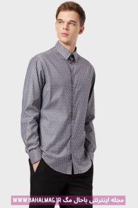 مدل جدید پیراهن مردانه ساده
