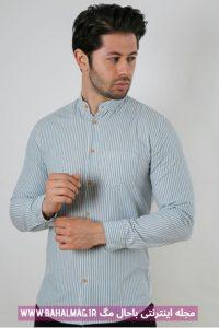 مدل جدید پیراهن یقه دیپلمات