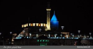 موزه-مولانا-شب