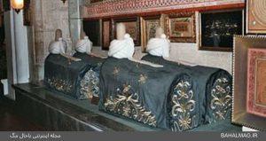 موزه-مولانا-قبر