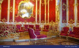 موزه-هرمیتاژ-صندلی