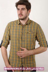 پیراهن جدید مردانه چهار خونه جدید