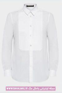 پیراهن های سفید مردانه جدید