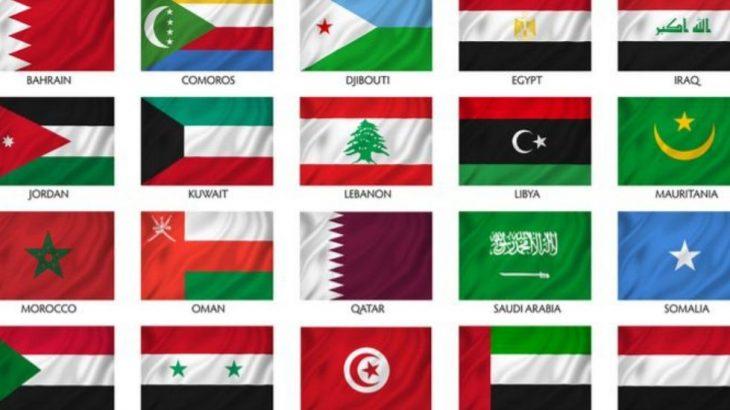 کشورهای عرب در جهان