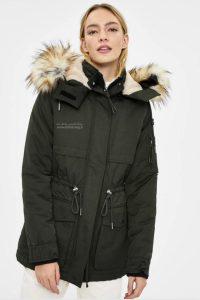 جدیدترین طرح های کاپشن زمستانی زنانه