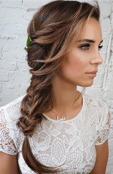 مدل موی خاص عروس