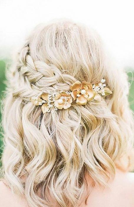 مدل موی روشن عروس