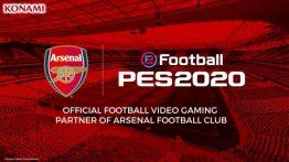 ویدیو قدرت بازیکنان آرسنال در PES 20