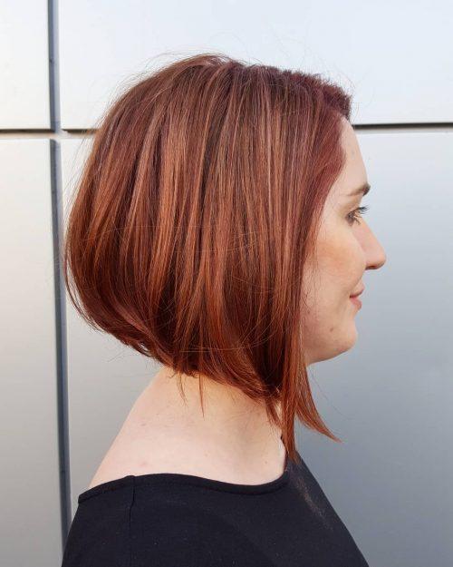 بهترین رنگ موی قهوه ای روشن با هایلایت