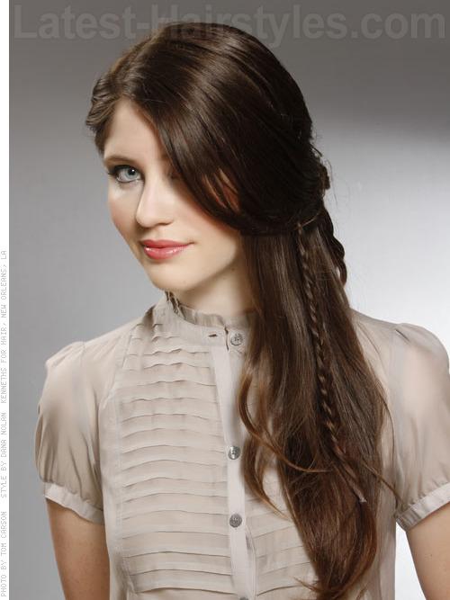 مدل رنگ موی تیره