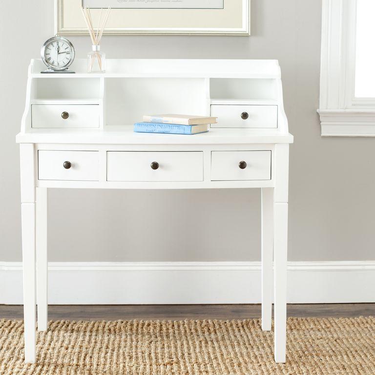 میز کوچک سفید رنگ
