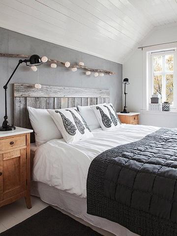 اتاق خواب زیبا و دیدنی آرامش بخش